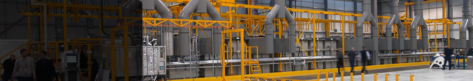Automated Process Plant