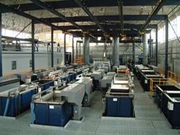 Manual Process Plant Line