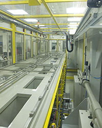Xaar plc Electroless Plating Process Line