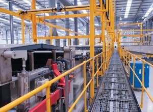 Gardner Aerospace Process Line