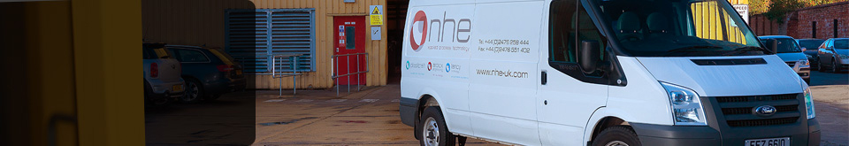 NHE Relocation and Decommissioning